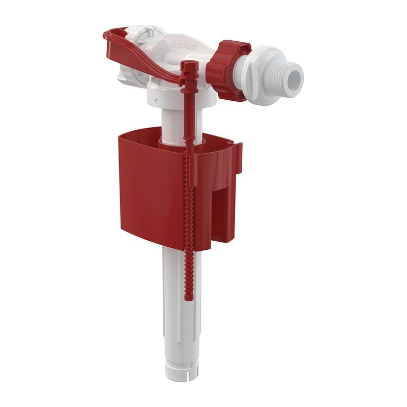 """AlcaPlast A150-1/2"""" - Napúšťací ventil bočný pre keramické nádržky"""